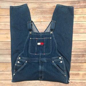 Tommy Hilfiger Vintage full length overalls.